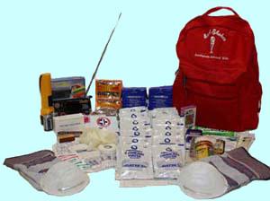 double deluxe survival kit